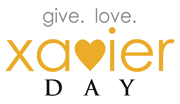 Give.Love.Xavier. Logo